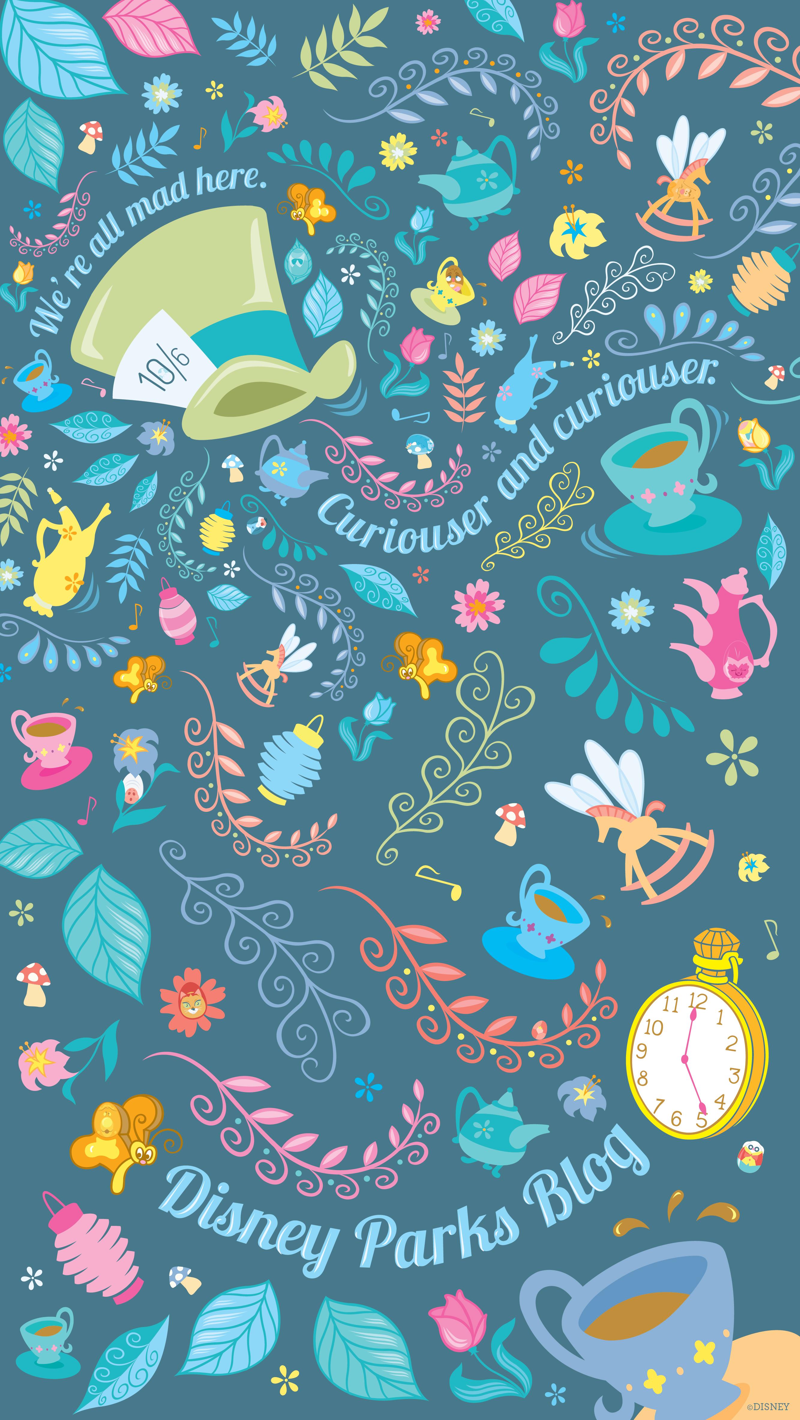 Easter Egg Hunt Wallpaper Mobile Disney Parks Blog