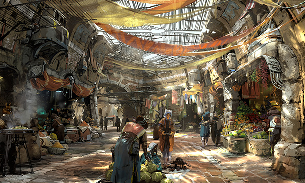 Disney Parks Imagineers and Lucasfilm Share Details of Their Collaboration on Star Wars-Themed Lands