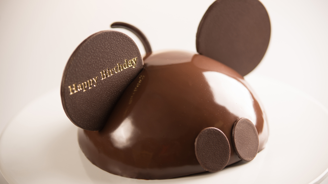 New Mickey Mouse Celebration Cakes Coming Soon to Walt Disney