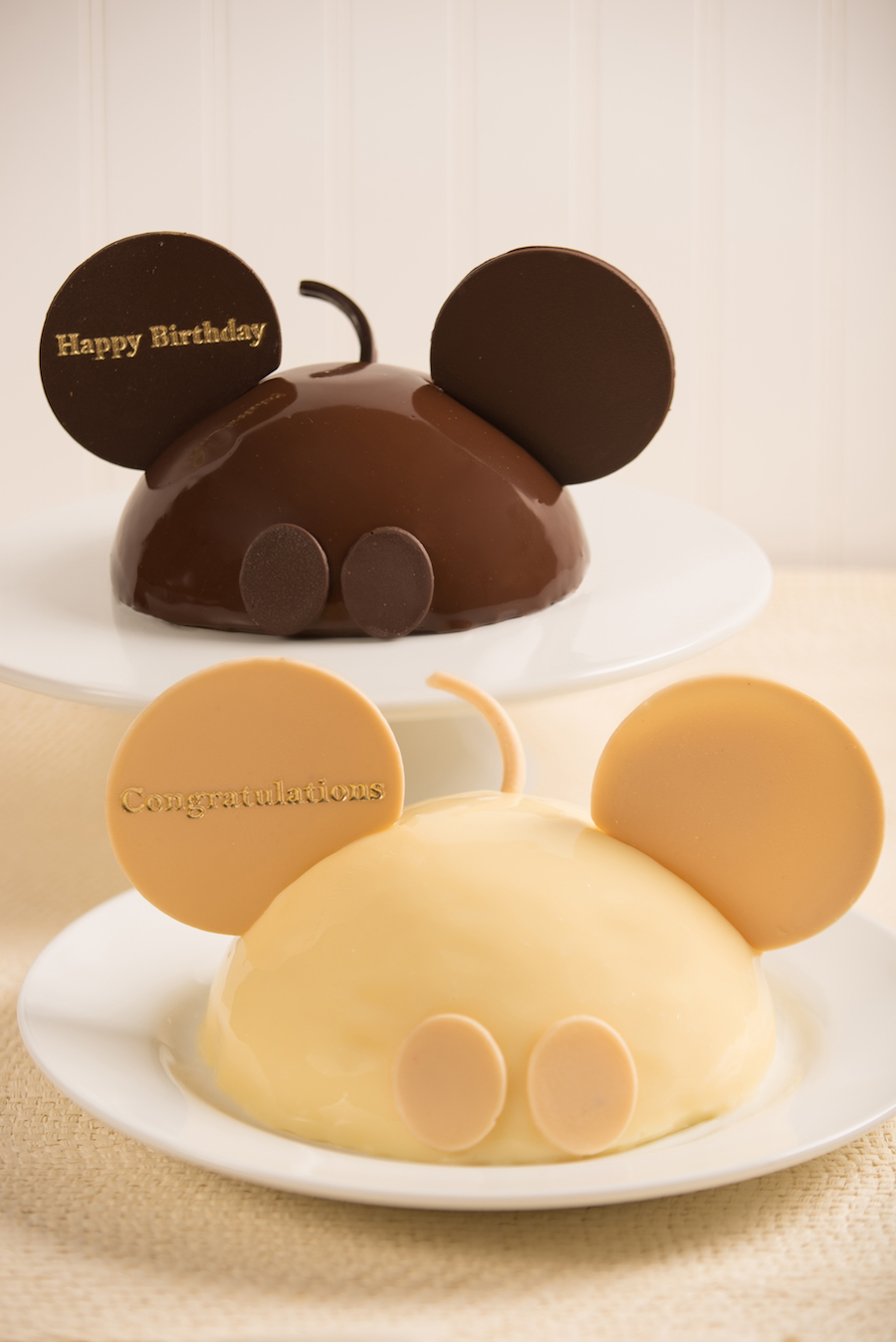 New Mickey Ears Celebration Cakes