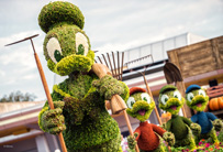 Make The Most of Memory Maker at The Epcot International Flower & Garden Festival