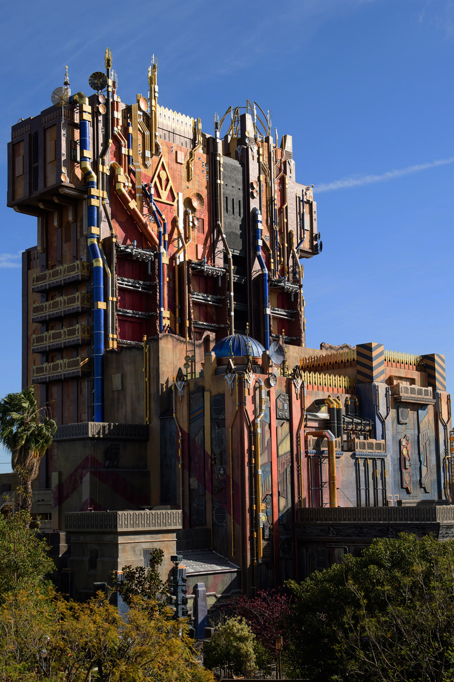 First Look: Collector's Fortress Arrives at Disney California Adventure Park