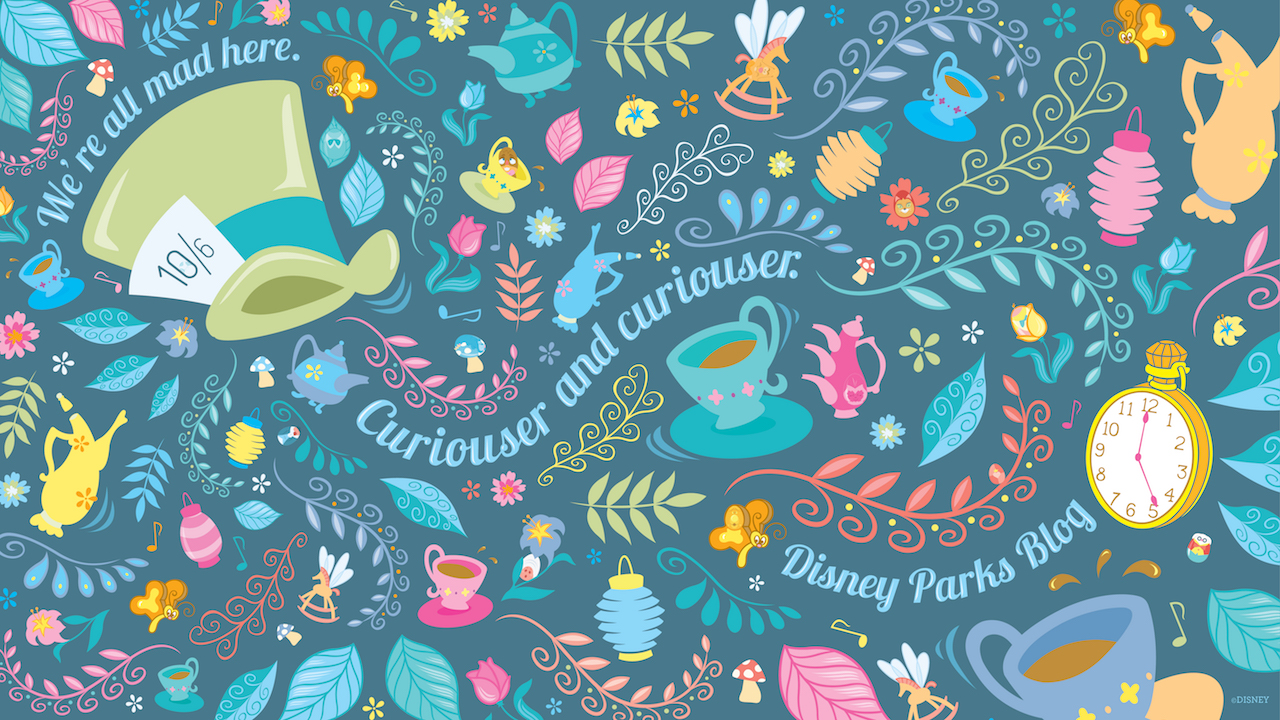 Download Our Disney Parks Blog 'Easter Egg Hunt' Wallpaper ...