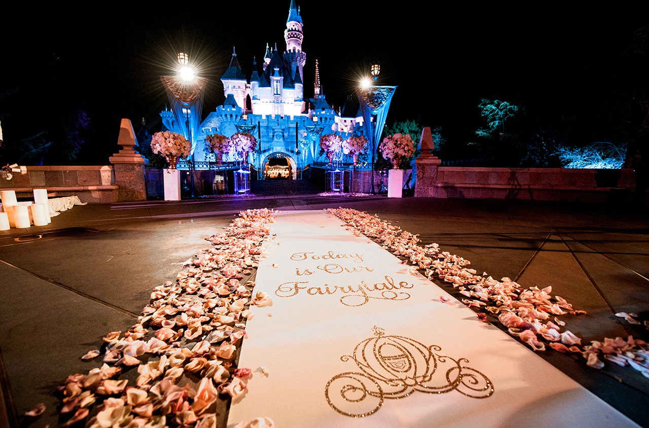 Weddings at disney parks and resorts - Disneyland Resort More Disneyland Resort Stories