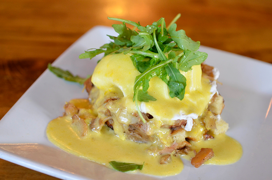 Celebrate National Eggs Benedict Day (April 14) at Disney Parks & Resorts!