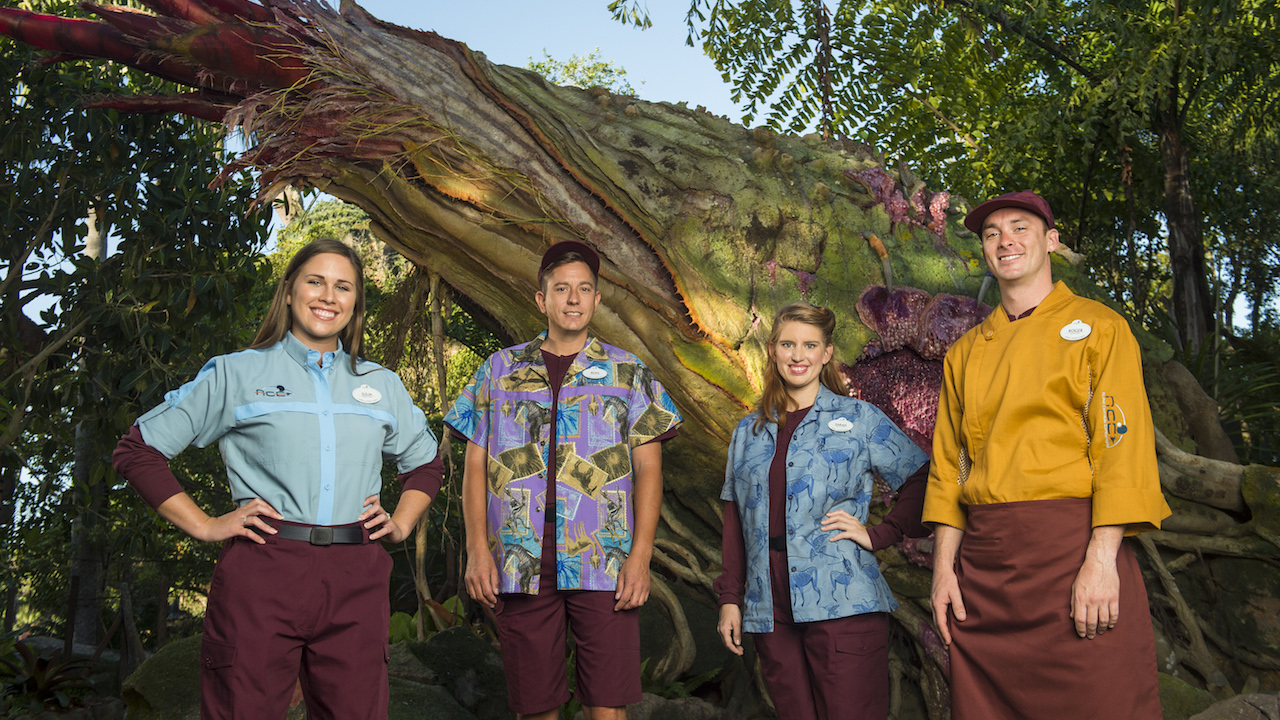 Cast Members Prepare to Bring Pandora to Life
