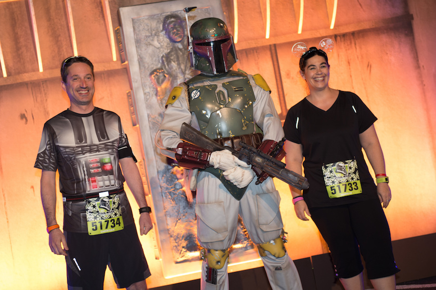 Most Impressive Looks at runDisney Star Wars Half Marathon – The Dark Side!
