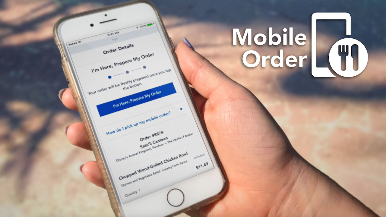 Mobile Order Available at Pandora – The World of Avatar beginning May 27, Expanding to Other Locations at Disney's Animal Kingdom