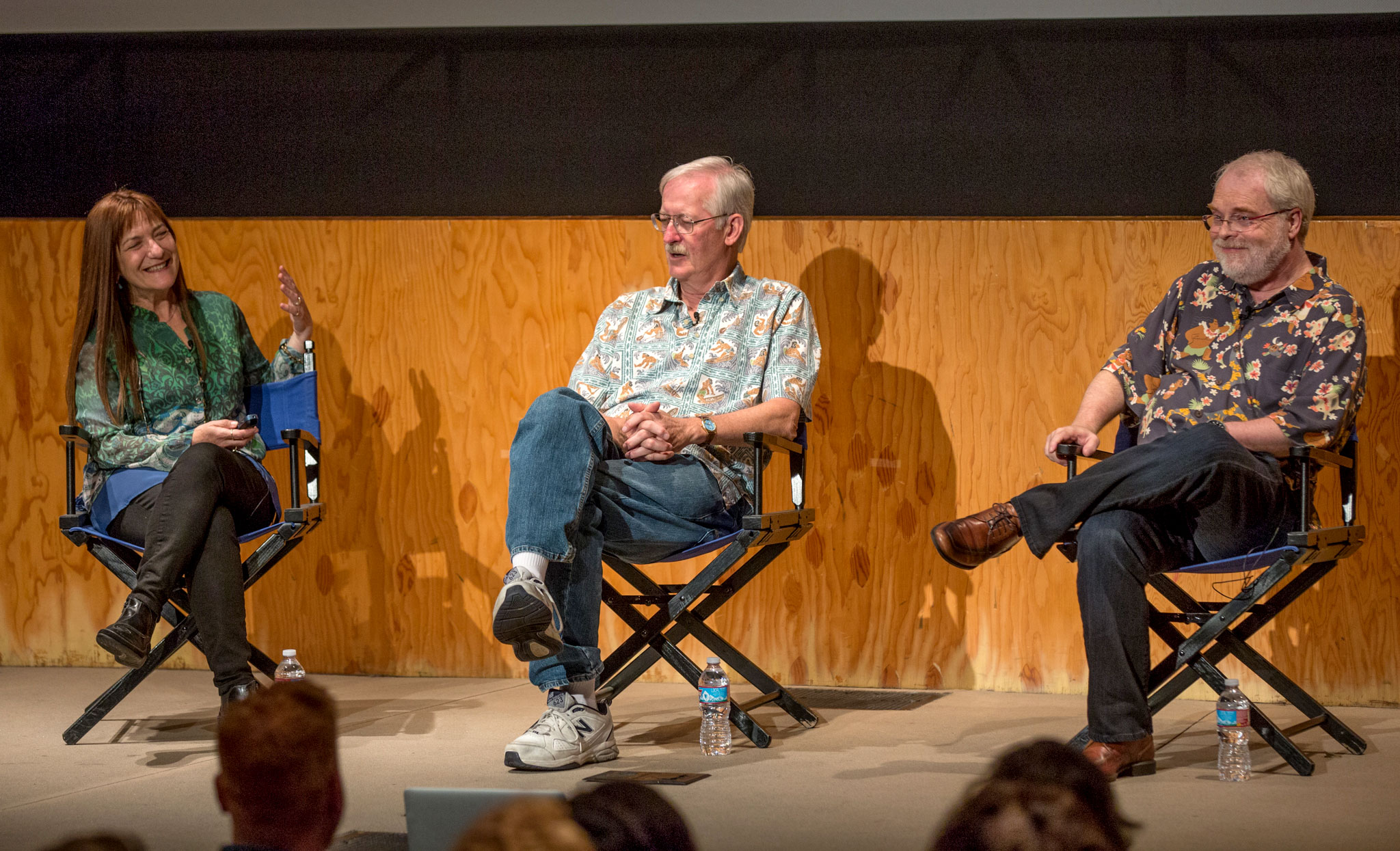 Disneyland Resort Cast Members Learn About the Making of 'Moana' from the Filmmakers