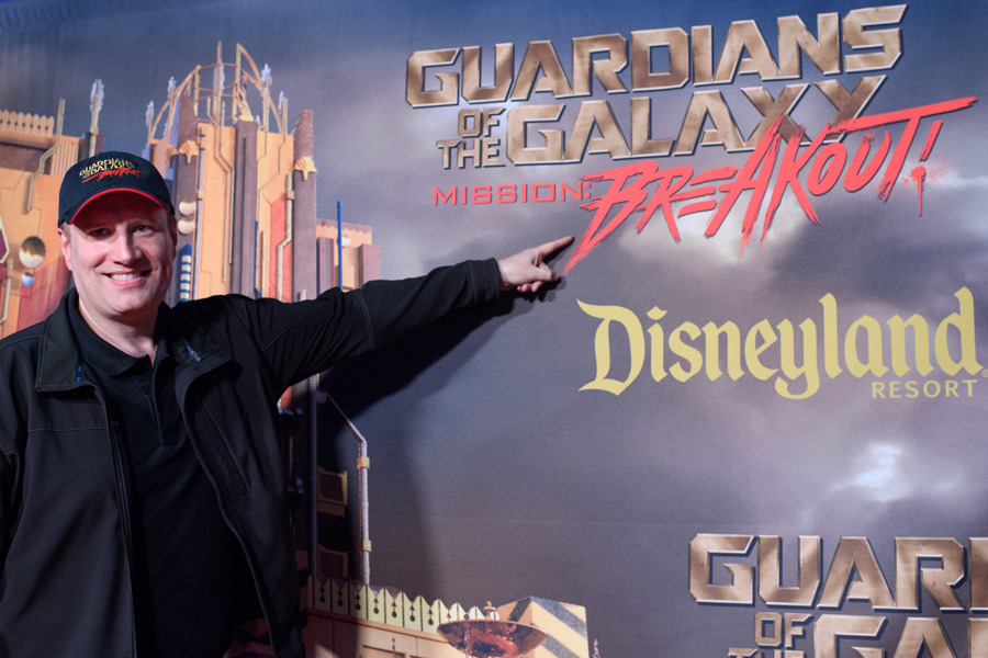 Guardians of the Galaxy - Mission: BREAKOUT! Grand Opening Celebration at Disney California Adventure Park