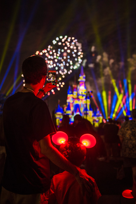 Disney Parks Blog Readers Enjoy The Debut of 'Happily Ever After'