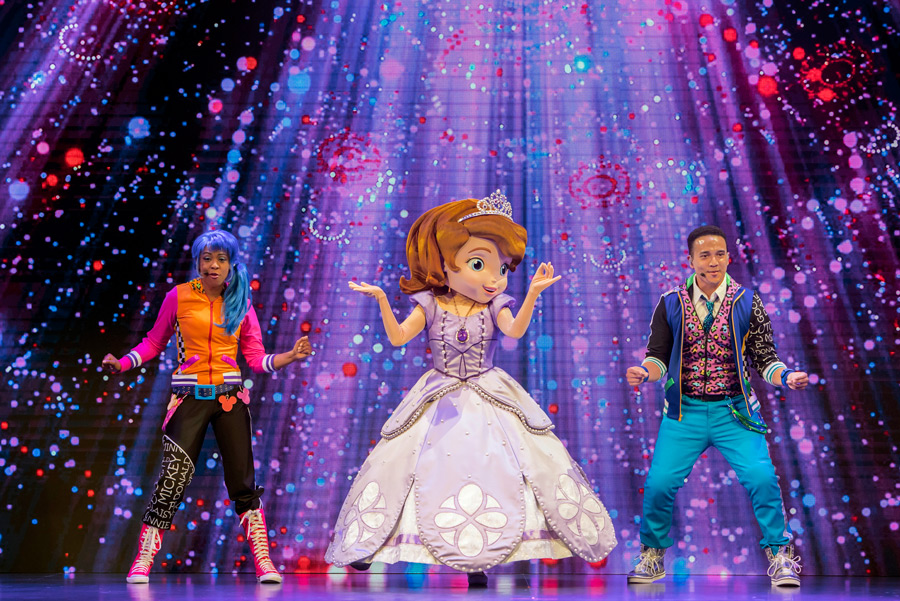 'Disney Junior Dance Party' Now Open at Disney California Adventure Park