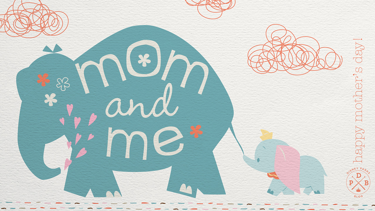 Celebrate Mother's Day With Our Latest Disney Parks Blog Wallpaper