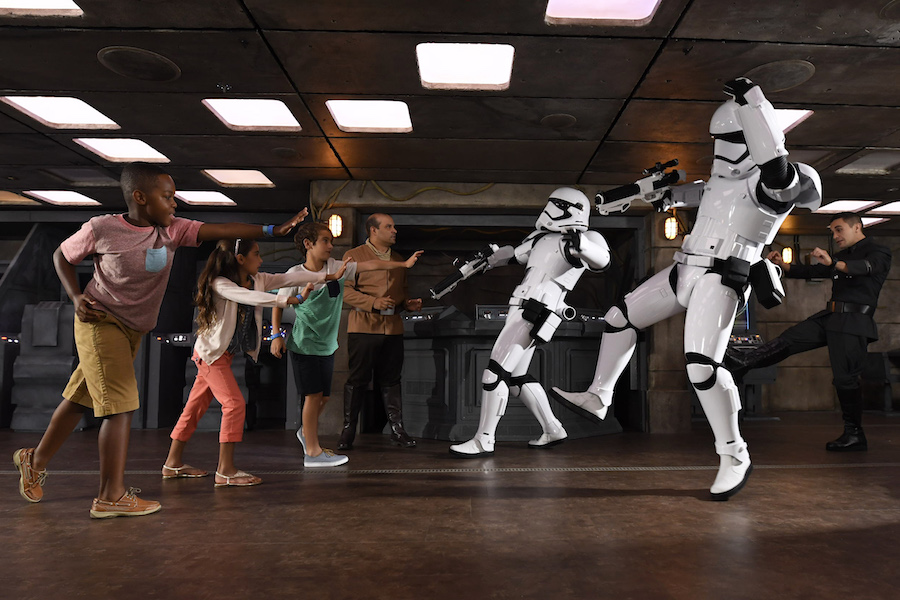 First Look at New Spaces and Experiences Aboard the Disney Fantasy