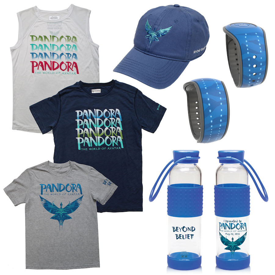 Commemorative Products Celebrate Opening Day of Pandora – The World of Avatar on May 27