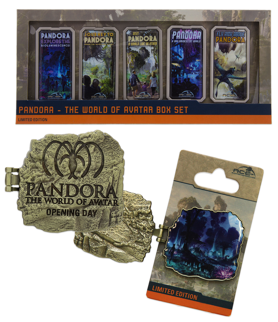 Avatar 2 Travel To Pandora: Commemorative Products Celebrate Opening Day Of Pandora