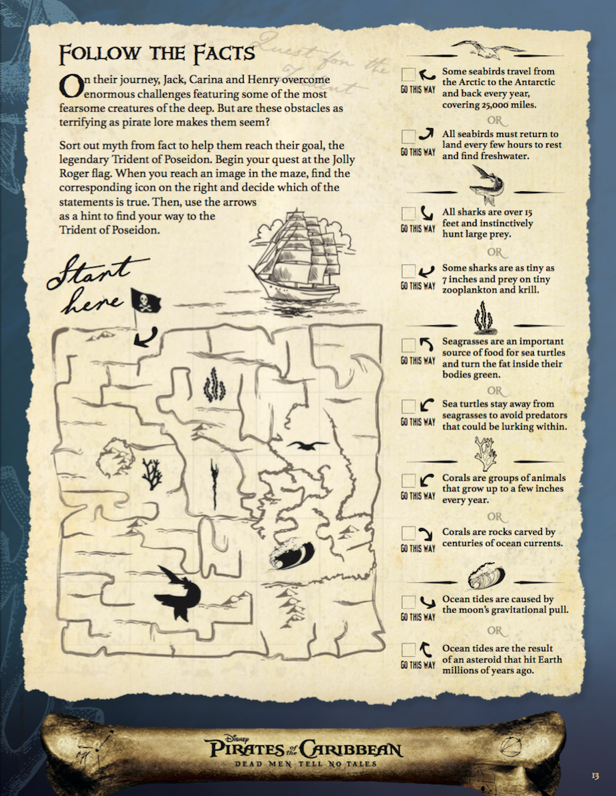 Set Sail for Adventure & Imaginative Outdoor Play With This 'Pirates' Activity Packet