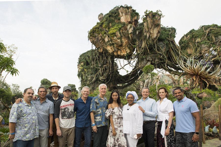 Disney Dedicates Pandora – The World of Avatar at Disney's Animal Kingdom