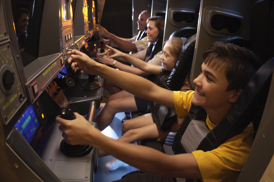 Top Five Ways to Celebrate National Space Day at Walt Disney World Resort
