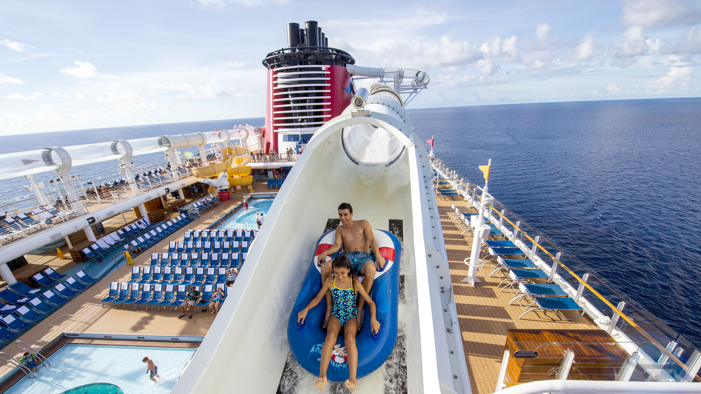How To Have The Perfect Weeklong Vacation On The Disney Fantasy - Fantasy cruise ship pictures