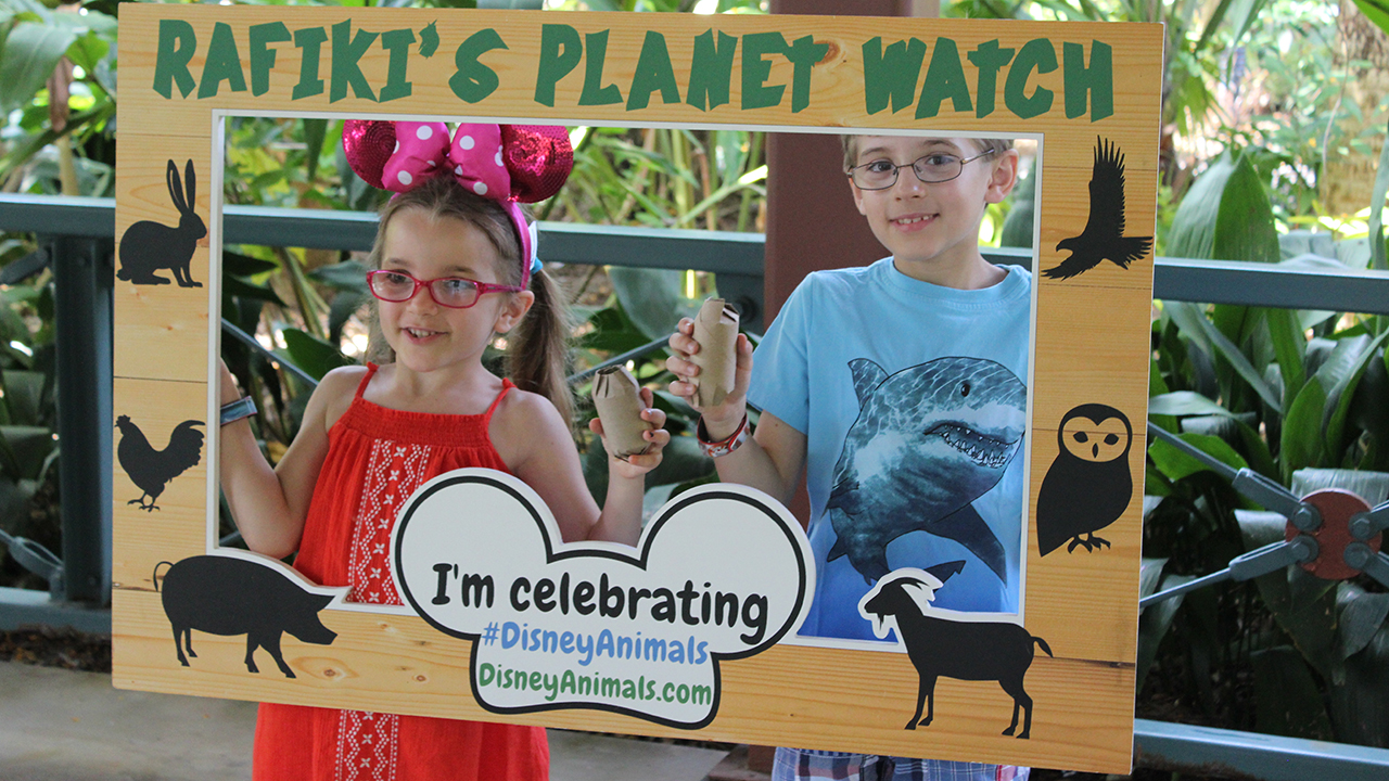 Wildlife Wednesday: Guests Are Helping Make Enrichment for Animals