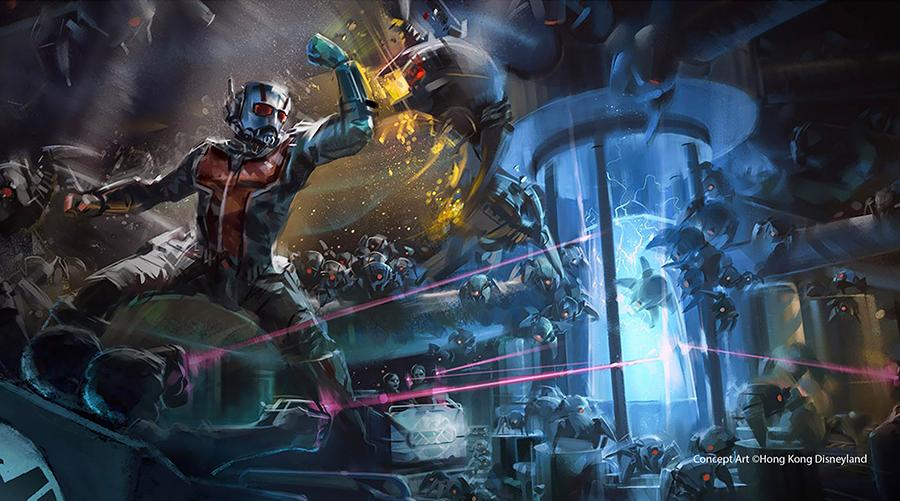 Frozen, Marvel and More Coming to Hong Kong Disneyland
