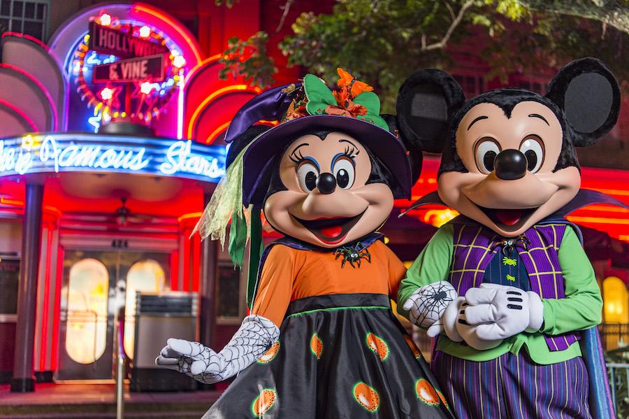 Minnie's Halloween Dine at Disney's Hollywood Studios