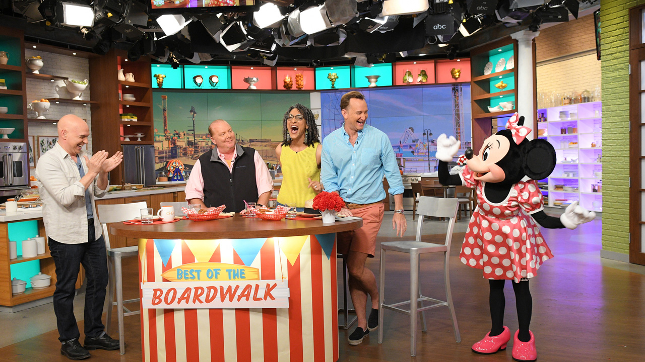 ABC's 'The Chew' Returns for 22nd Epcot International Food & Wine Festival
