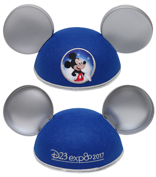Hats Off to New Headwear Coming to the Disney Dream Store at D23 Expo 2017 - Ear Hat