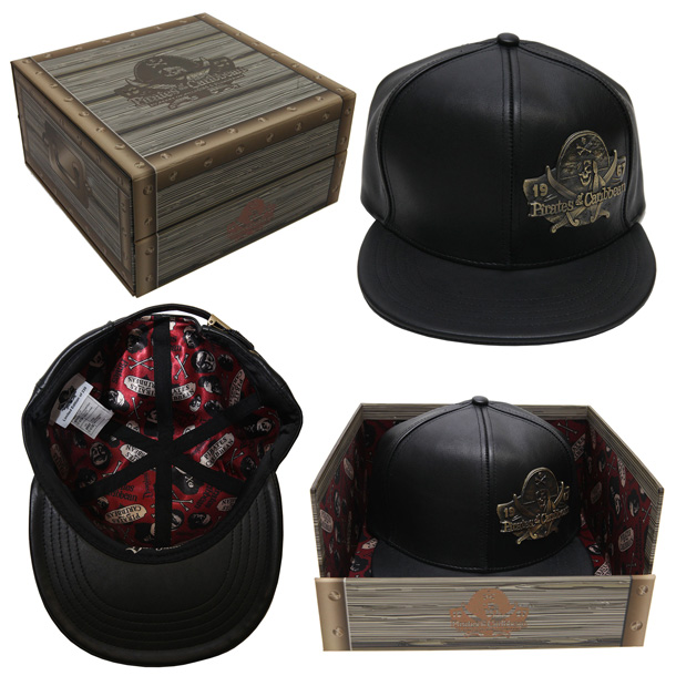 Hats Off to New Headwear Coming to the Disney Dream Store at D23 Expo 2017 - Leather Hat