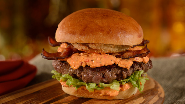 Top 10 Burgers to Celebrate Dad This Father's Day at Walt Disney World Resort