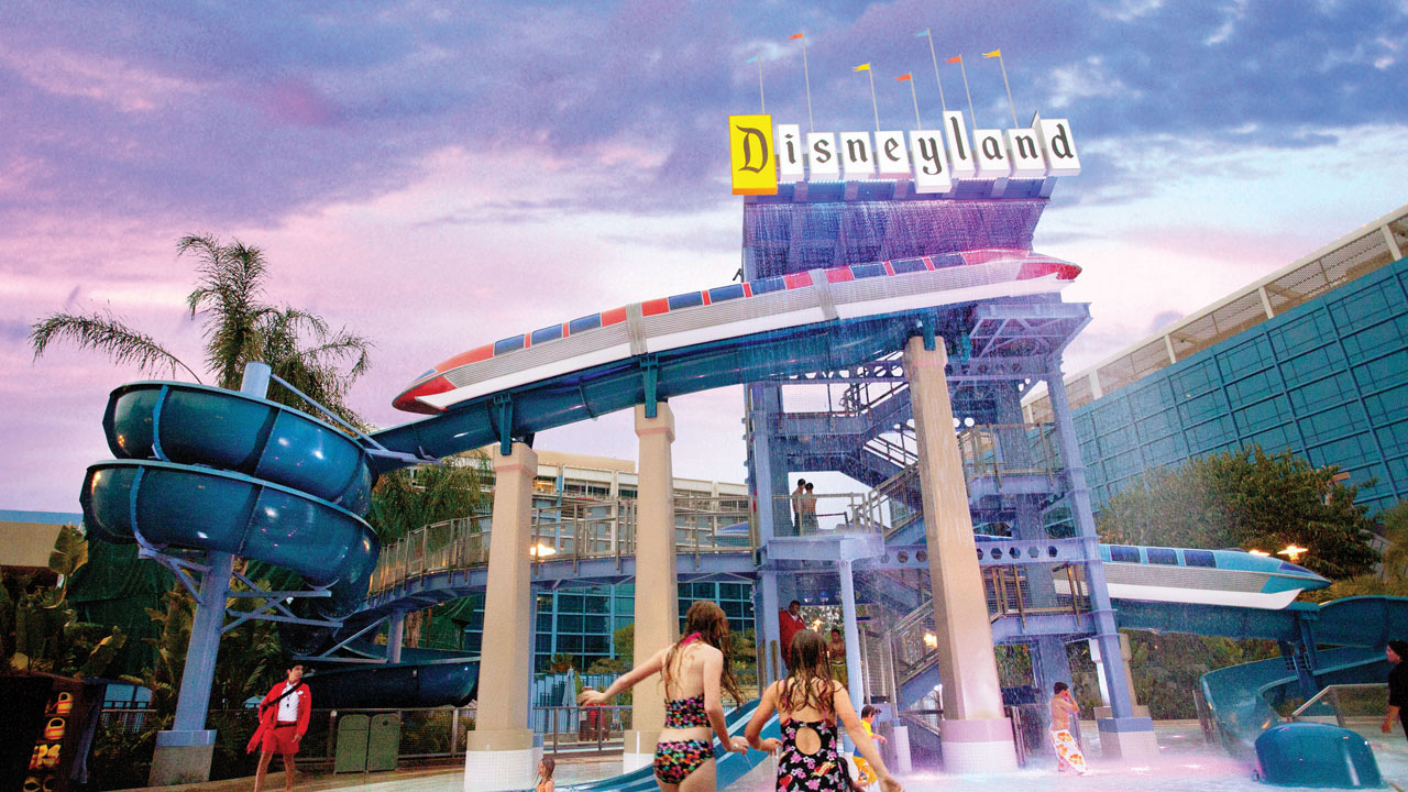 Soak up a Summer Vacation at the Disneyland Resort