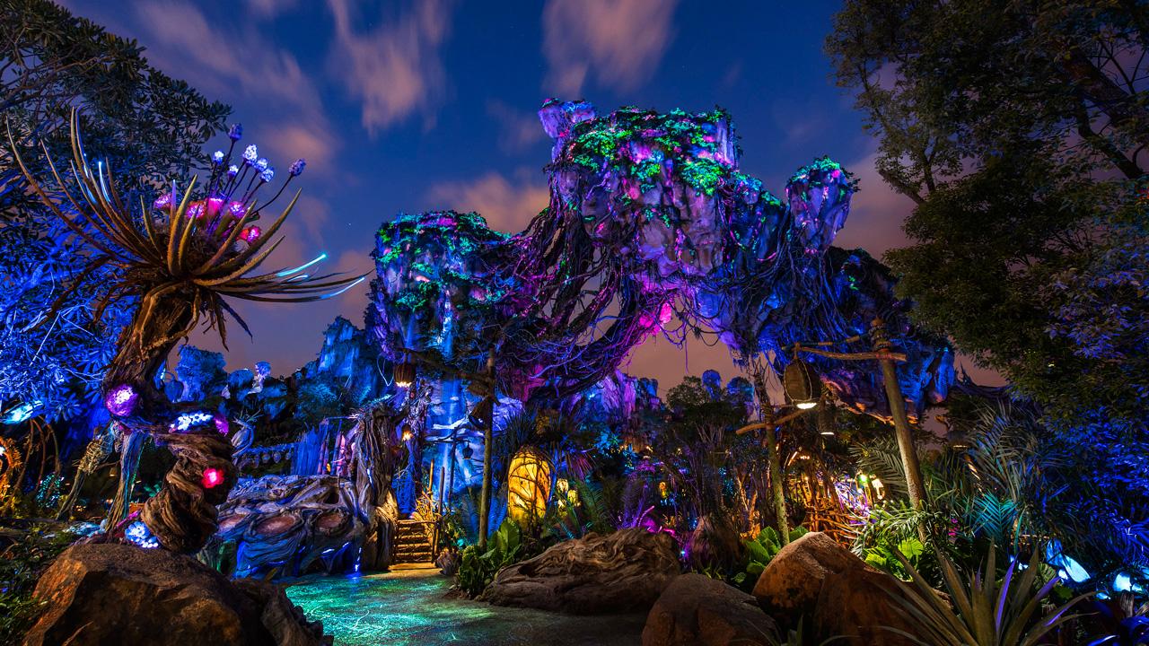 Disney Parks After Dark Pandora