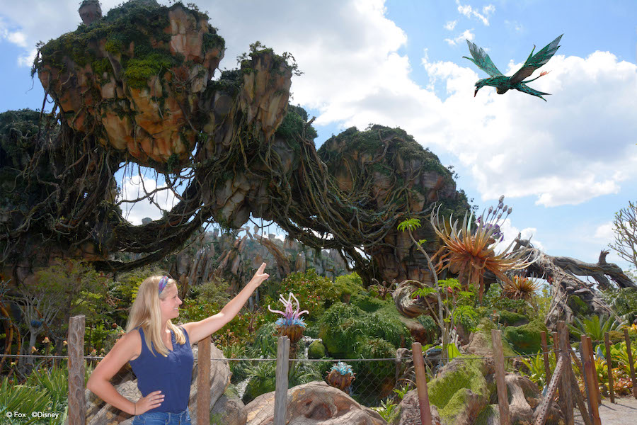 Stunning Photo Opportunities in Pandora – The World of Avatar