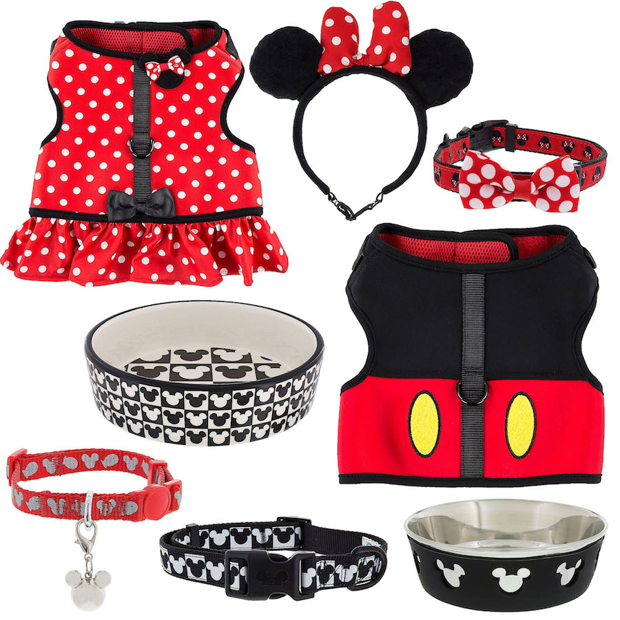 Proud Pet Parent Expands Disney Tails Collection at Disney Parks