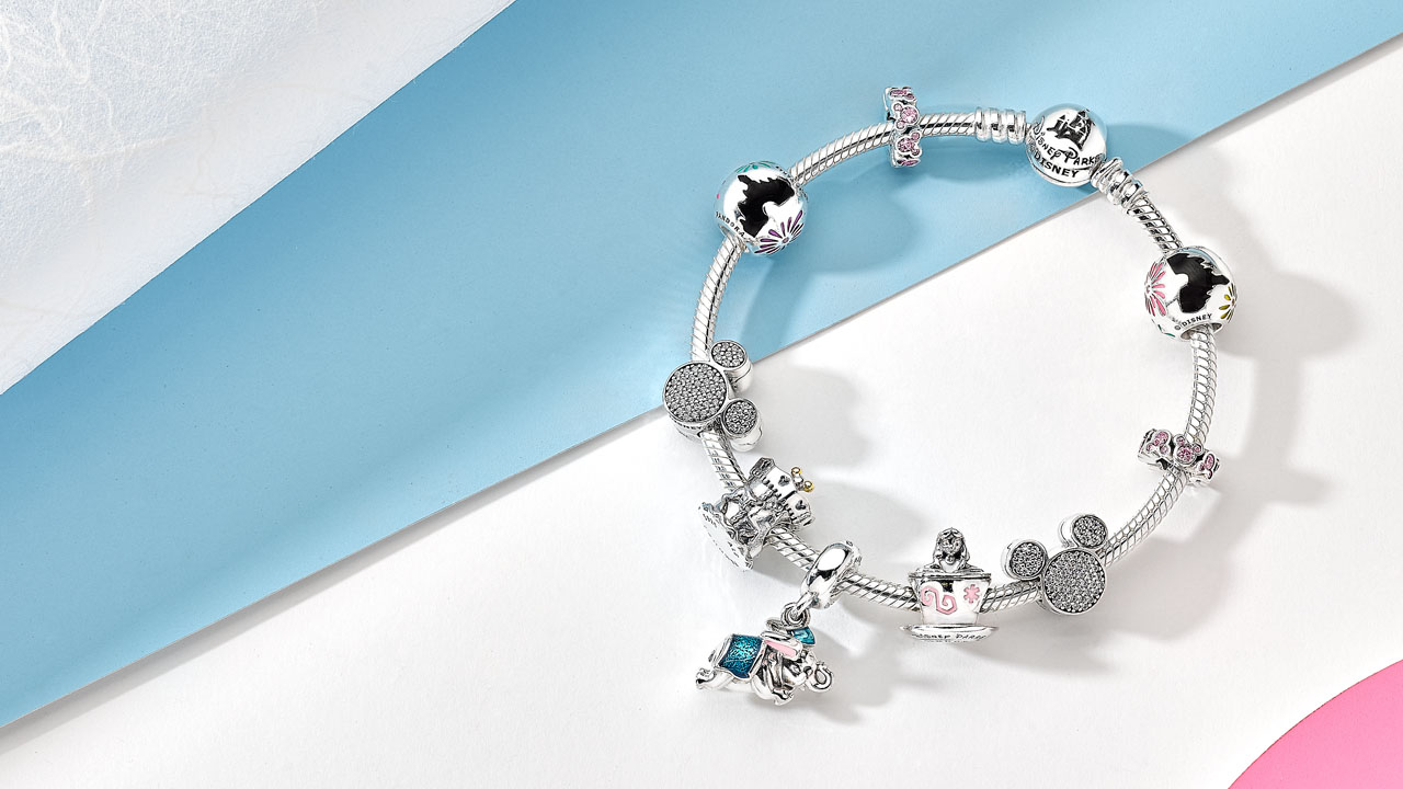 disney pandora jewellery