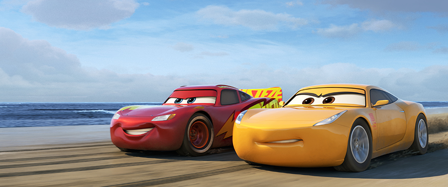'Cars 3' Tour Races to Downtown Disney District at the Disneyland Resort