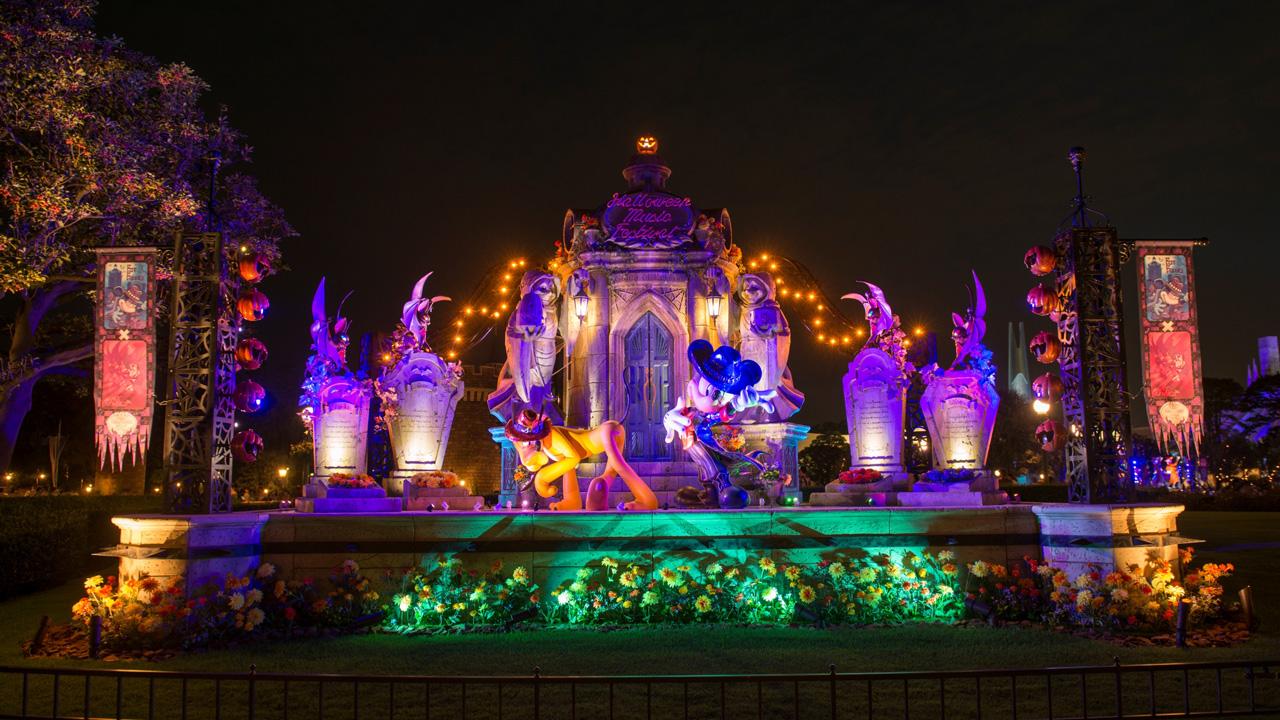 "Tokyo Disneyland's ""Disney Halloween"" Celebration Plans Unveiled ..."