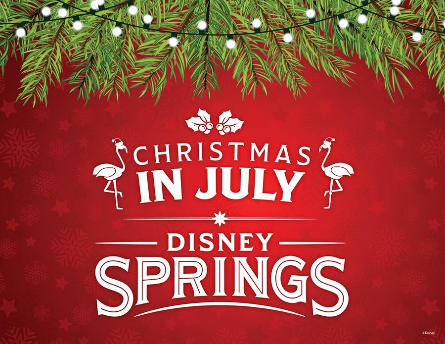 Celebrate Christmas in July at Disney Springs | Disney Parks Blog