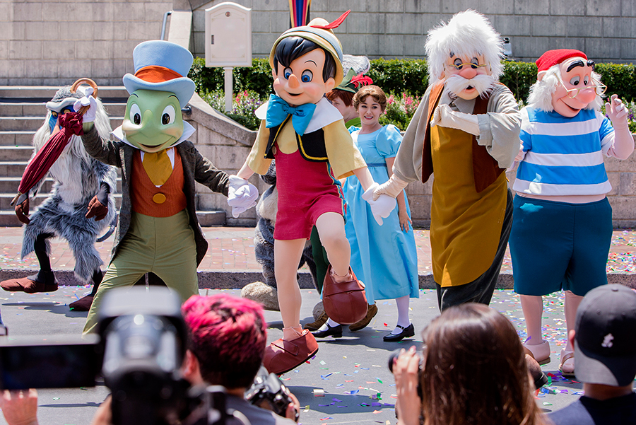 Disneyland Celebrates 62 Years of Magic