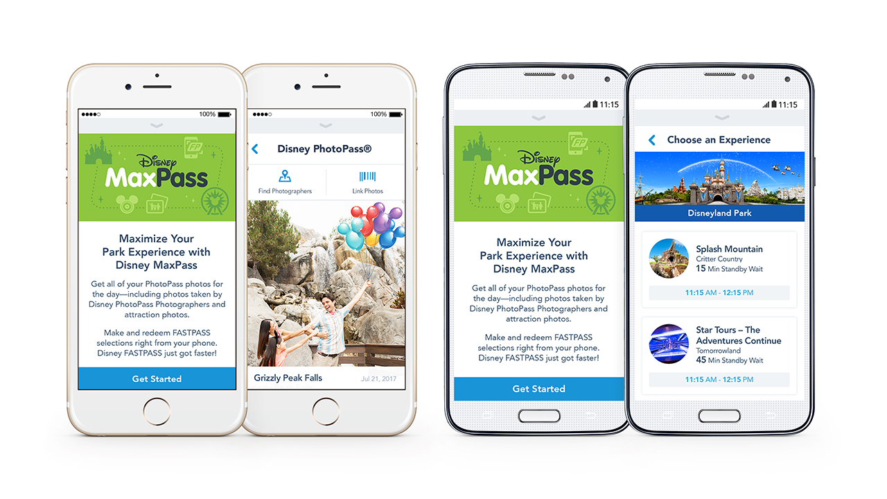 First Look at Disney MaxPass Coming July 19 to Disneyland Resort ...