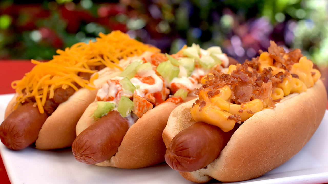 Celebrate National Hot Dog Day July 19 with Special Offering at Casey's Corner in Magic Kingdom Park