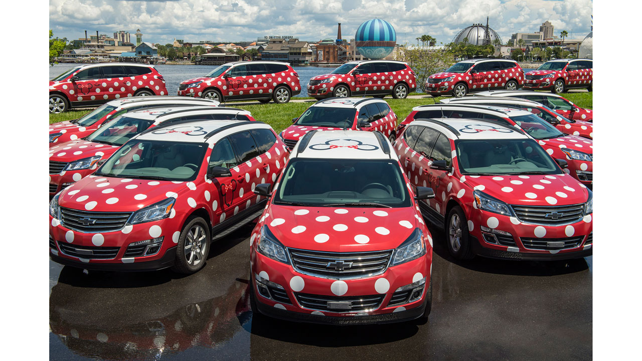 UPDATE: New Minnie Vehicle Service Begins In July at Walt Disney World Resort