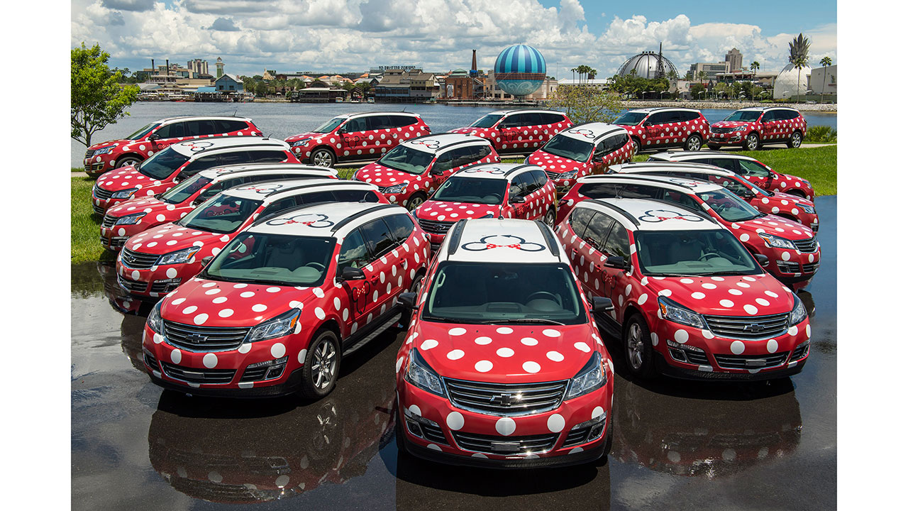Minnie Van