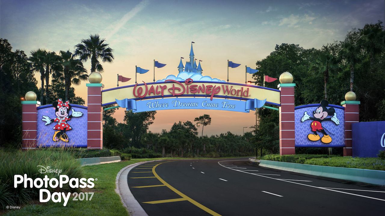 Disney photopass day returning to walt disney world resort on august 19