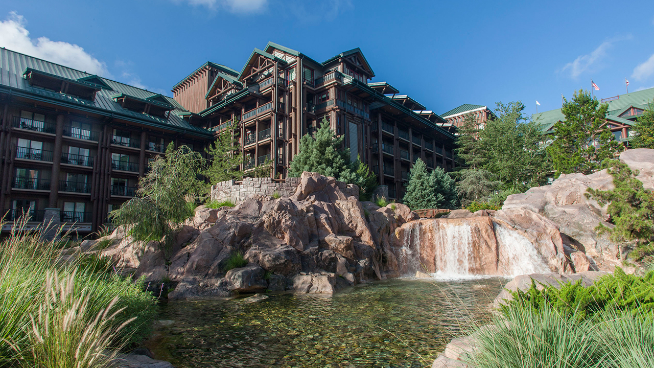 Now open copper creek villas cabins at disney s for Cabins at wilderness lodge