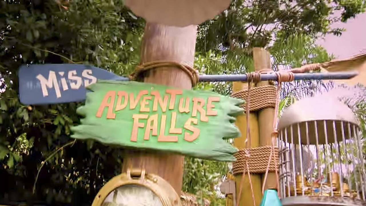 #DisneyKids Little Ones Splash into Fun at Miss Adventure Falls