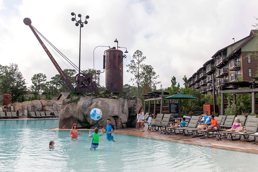 Now Open: Copper Creek Villas & Cabins at Disney's Wilderness Lodge