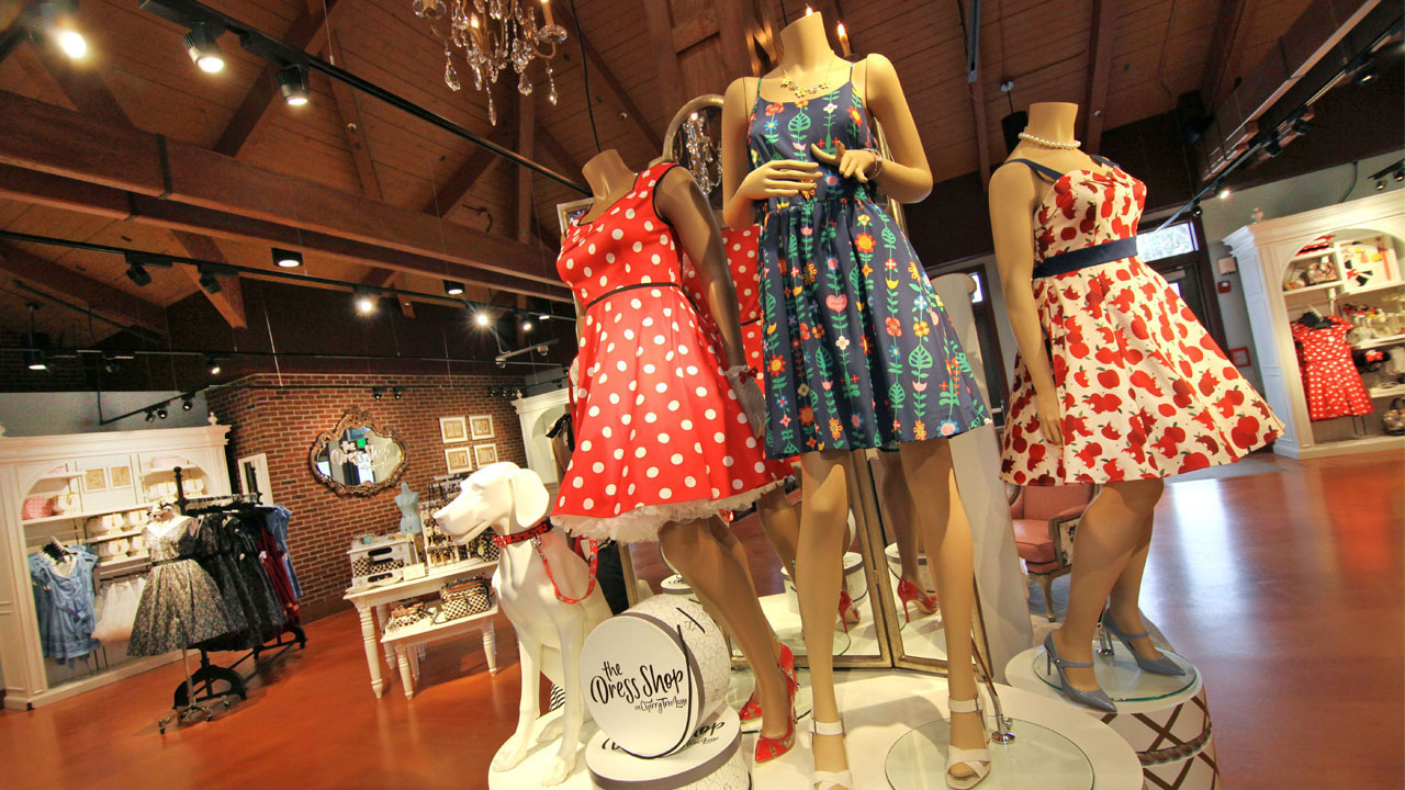 The Dress Shop Returns To Cherry Tree Lane In Marketplace