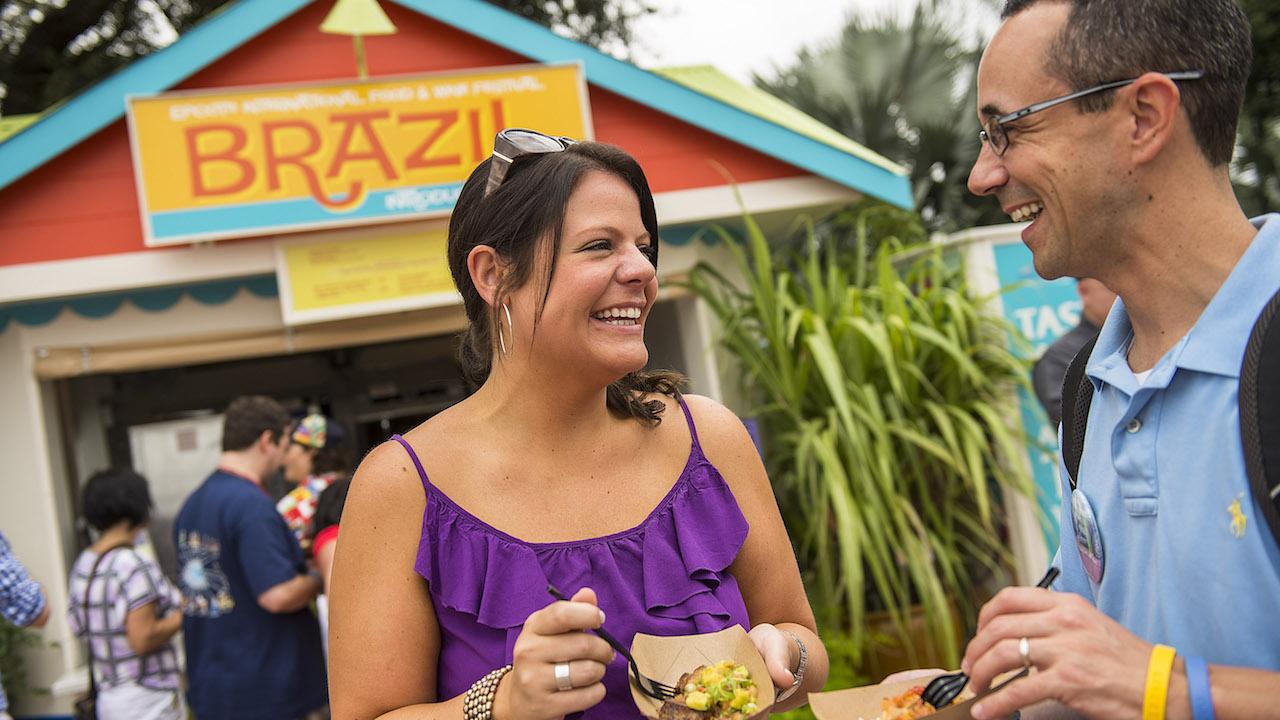 International Food & Wine Festival